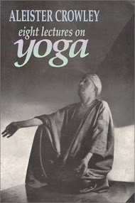 Cover of Aleister Crowley's Book The Equinox Vol III No IV Eight Lectures on Yoga
