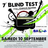 Blind test 2011