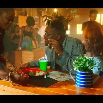 Quamina Mp - (Kenkey Seller) Ft. Medikal (Official Video).