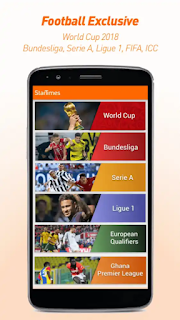 How To Watch Live World Cup Football Match Online For Free With Startimes App