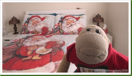 Santa Christmas Bedding