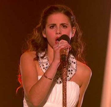 Carly Rose Sonenclar – Hallelujah Lyrics