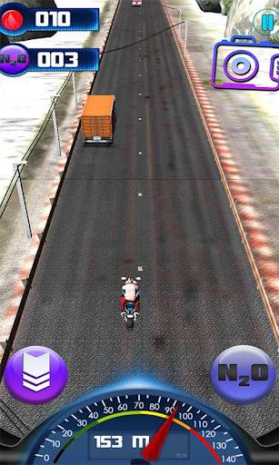 Moto Storm Race Fever: Top Mad Bike Rider Skills 2 screenshots 3