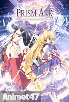 Prism Ark -Thế Giới Phép Thuật - Anime Prism Ark 2007 Poster