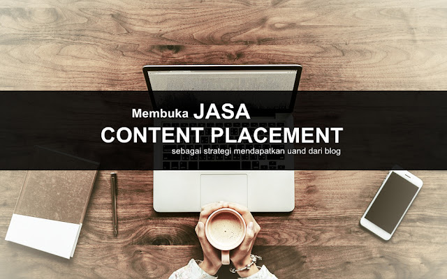 Kerjasama Content Placement Blog
