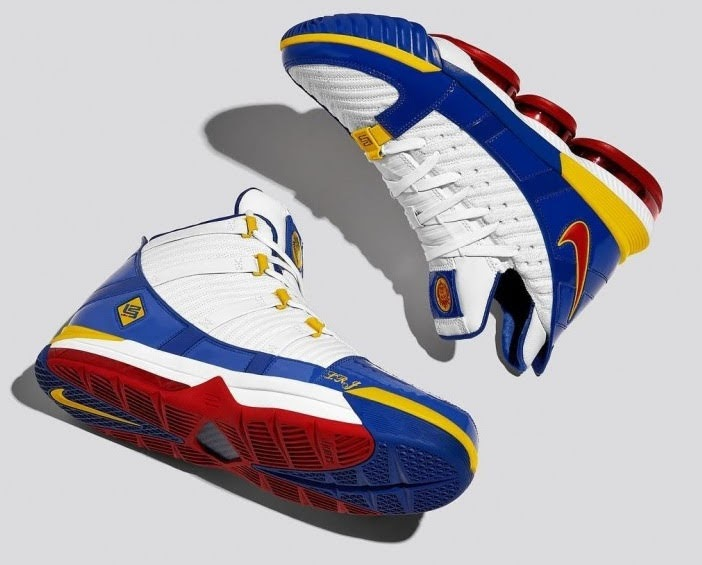 9d8374586f411 Nike Kicks Off LeBron Watch 2 With SuperBron LEBRON XVI ...