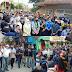 Diiringi Tabuik Maninjau, Blusukan Fikar-Yos Disambut Antusias Masyarakat Desa Gedang