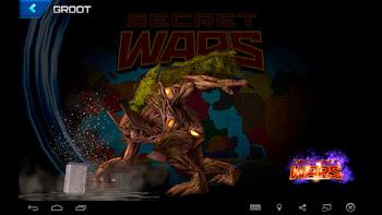 Groot - Guerras Secretas: Thors
