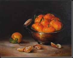 Clementines in Brass New Main