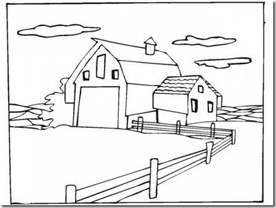 granja y animales colorear (12)