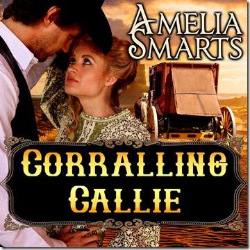 Corralling Callie Audio Cover