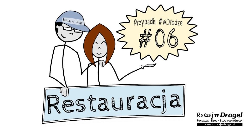 Przypadki w Drodze - W Restauracji