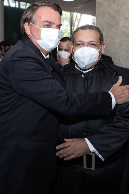 TERROMPEU A ANÁLISE · MINISTRO KASSIO NUNES ADIA JULGAMENTO SOBRE POLÍTICA DE ARMAS DE BOLSONARO