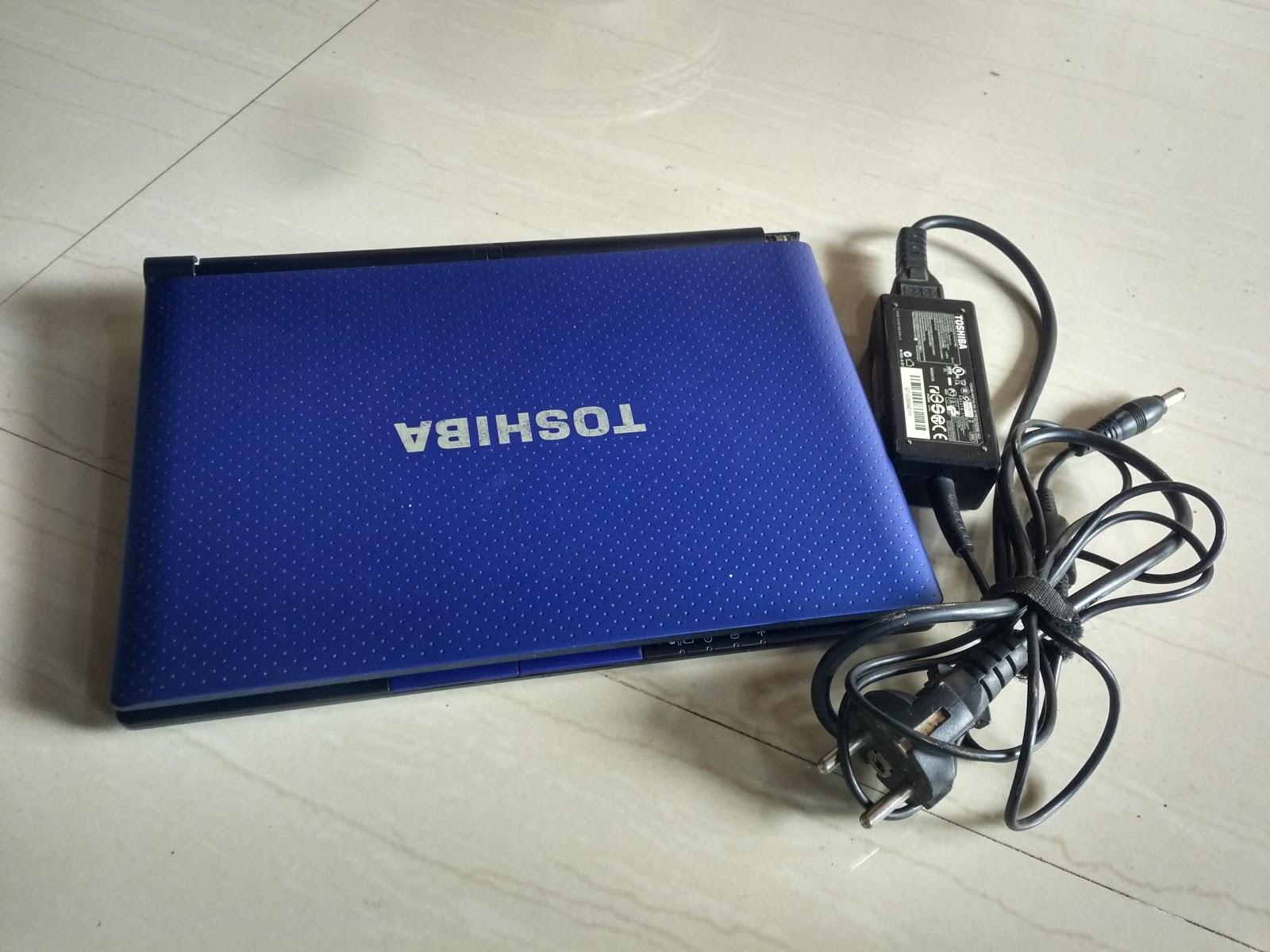 Notebook Toshiba NB520 Harman Kardon