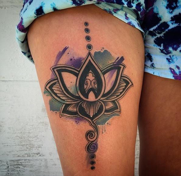 esta_aquarela_lotus
