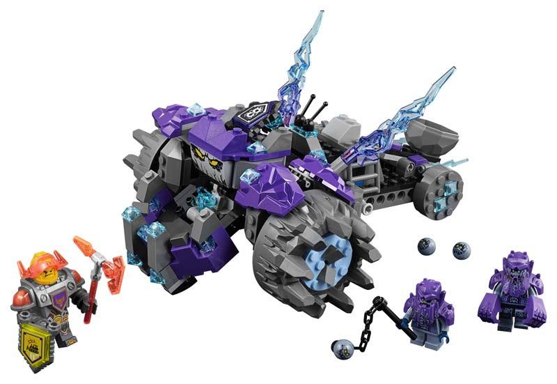 Contenido de Lego® 70350 Los Tres Hermanos