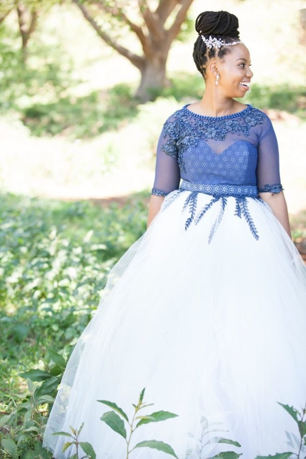beautiful shweshwe dresses designs for ladies 3