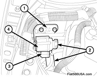 fiat 500 abarth after run coolant pump fiat 500 usa fiat 500 repair manual fiat 500 abarth after run coolant pump