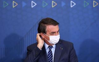 Bolsonaro: Governador do Rio aceitou sediar a Copa América
