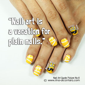 Nail Art Quote Picture No. 6