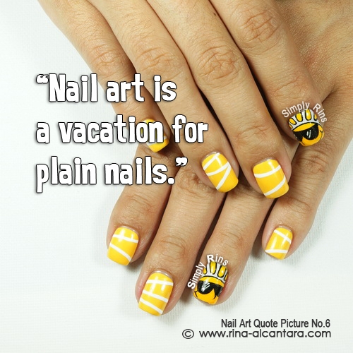 Nail Art Quote: Nail Art Quote Picture No.6