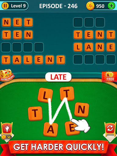Word Game 2020 - Word Connect Puzzle Game apkdebit screenshots 15