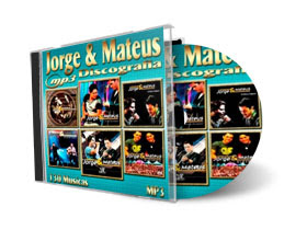 Discografia Jorge & Mateus