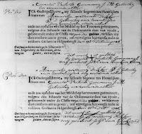Groeneweg, Cornelis Pietersz en Dekker, Ariaantje Willems Huwelijk 27-02-1746 Hillegersberg .jpg