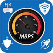 Internet Speed Test -  واي فاي الداعم نقطة ساخنة APK