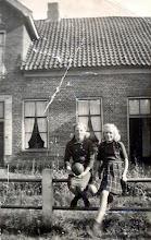 Photo: Luchientje Hilberts en Gé Zandvoort