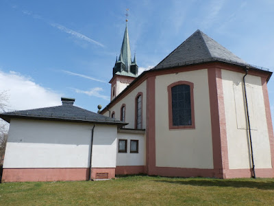 St. Peter und Paul in Hosenfeld