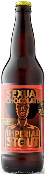 Foothills Bourbon Barrel Sexual Chocolate Coming 8/25