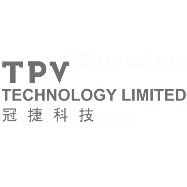 TPV TECHNOLOGY LIMITED (T18.SI) @ SG investors.io