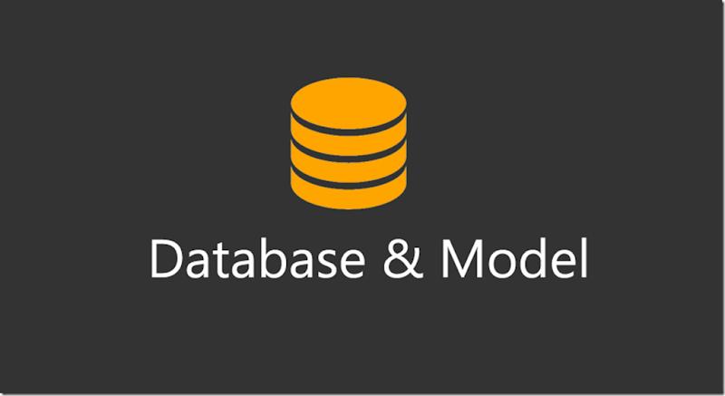 Database dan Model
