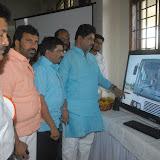 Inauguration of Intelligent Transport System @ Mysore 17-11-2012