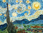 Tribute to Van Gogh by Max