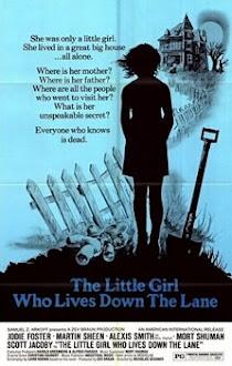 Cô Gái Nhỏ Sống Dưới Đường - The Little Girl Who Lives Down the Lane (1976) Poster