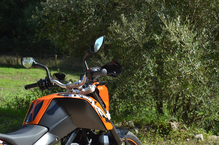 KTM DUKE 125 - Raphha DSC_0583