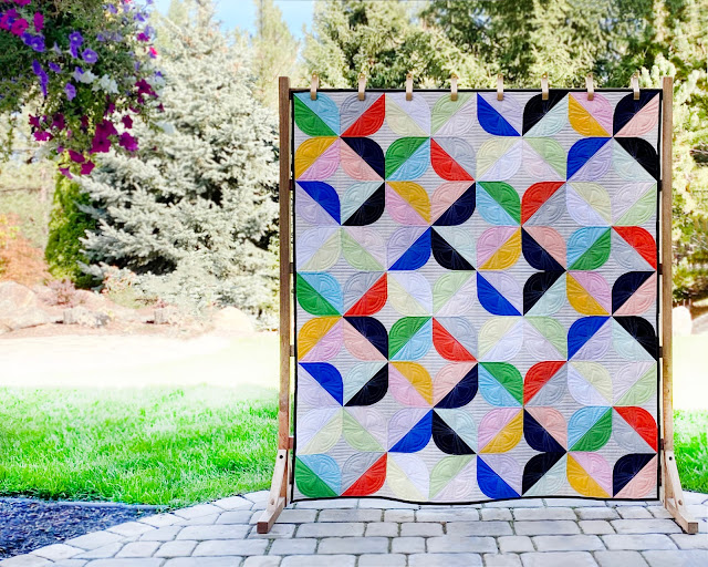 Jubilee Quilt by Heather Black