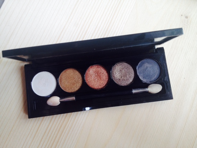 Shawill Make-up Eyeshadow Palette