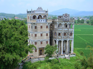 Kaiping architecture
