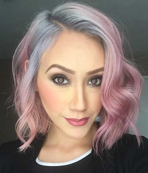 Hairstyle For Girl With Oval Face: Nice Short Hairstyle For Oval Faces