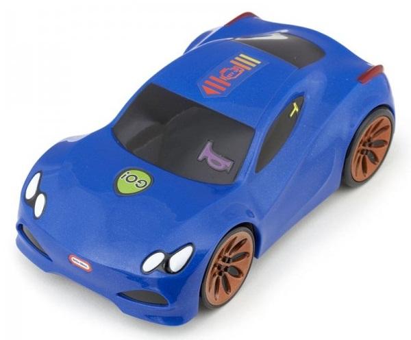 Mô hình xe Race màu xanh Little Tikes LT-637155M