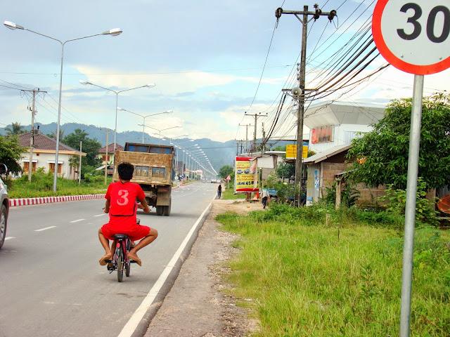 Llegada a Luang Nam Tha