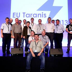 ISU Arad la EU TARANIS 2013