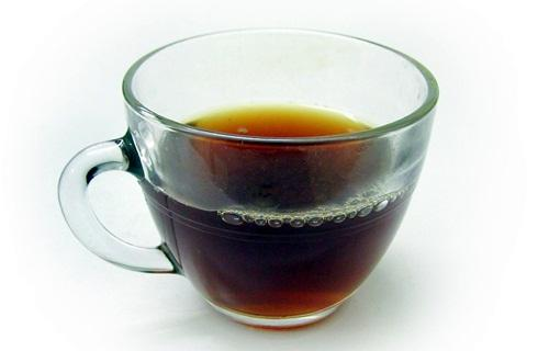teh herbal air rebusan daun salam