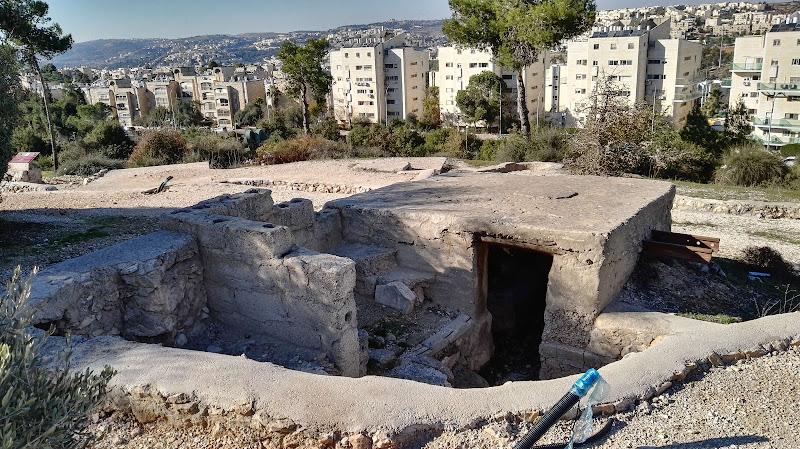 Иерусалим, Арсенальная горка