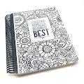 Doodle Garden Canvo Journal