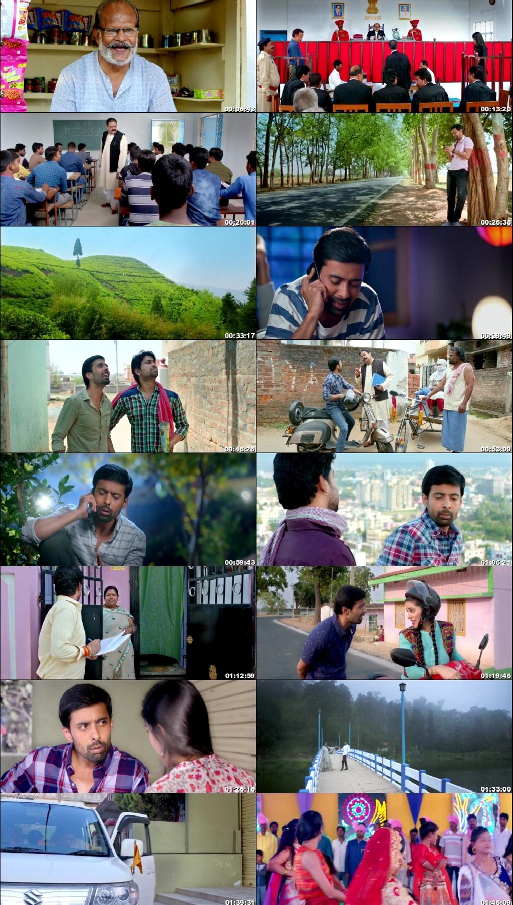 Screen Shot Of Facebook Wala Pyar 2019 300MB HDRip 480P Full Hindi Movie Watch Online Free Download