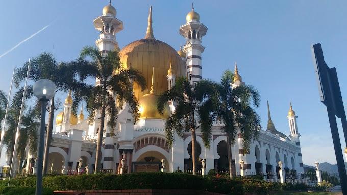 Berkampung di Kuala Kangsar